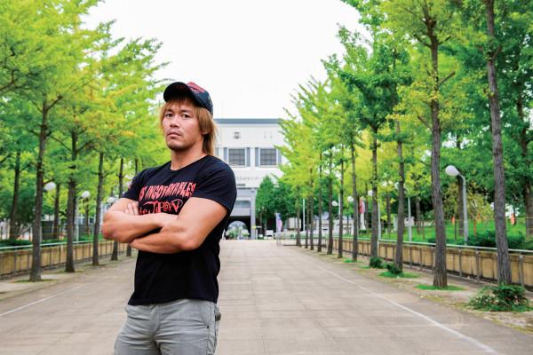 「東京武道館で凱旋試合をしたい」プロレスラー内藤哲也の足立区への想い