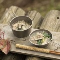 【思い出を彩る山ごはん】水分補給しながら体を温められる豚肉ときのこのスープ