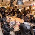 『Schott GRAND STORE TOKYO』で開催された革ジャンナイトをレポート!