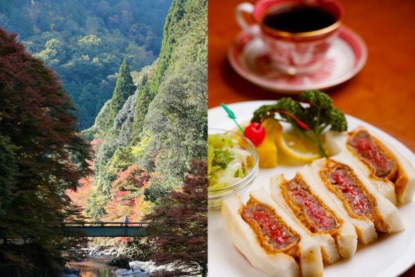 【京都ハイキング】愛宕山から嵐山へ。山も町も楽しめる王道コース