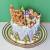 メルヘンの世界へ! いまだかつてないクリスマスオーダーケーキ