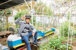 板橋区観光大使の杉浦太陽さんがおすすめする板橋スポット
