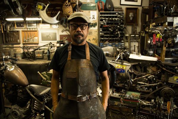 モーターサイクルをアートに。世界が認めるカスタムビルダー・木村信也