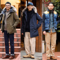 あなたは何を選ぶ? 冬のマストアイテム『ダウンジャケット』SNAP対決