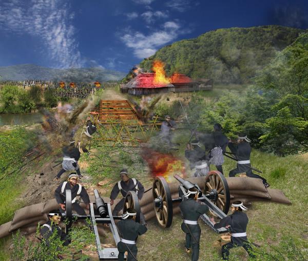 甲州勝沼の戦い