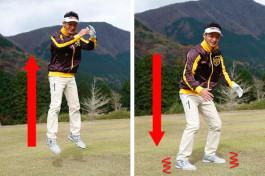 ゴルフ初心者必見! 正しいアドレスの作り方