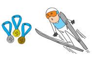 冬季オリンピック直前! メダリストを最も輩出した大学、高校はどこ?