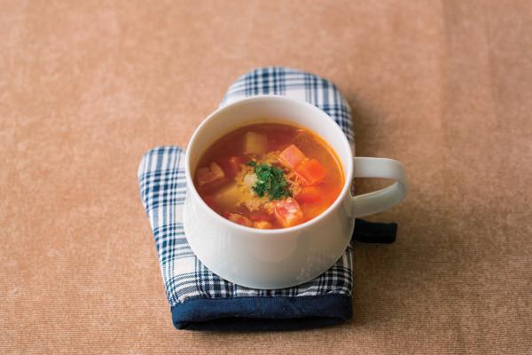 スープ、チャウダー、ポタージュ