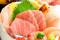 魚の旨いこの季節は銚子漁港で絶品・海鮮丼!