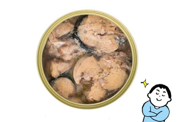 サバ缶はDHAが3倍!鉄分が8倍にもなる食材も!生食より缶詰の方が栄養価が高い理由は加工の工程にあり