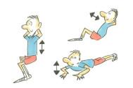 プロが教える! 腰痛予防のための簡単エクササイズ