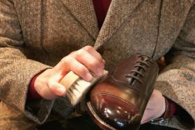 美しい靴で好感度アップ! デリケートなドレスシューズをピカピカに