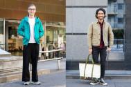 世代を超えて愛されるブランド「パタゴニア」。業界の洒落者が選んだ一着は?