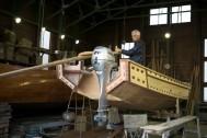 平成の時代に和舟を作る! 江戸時代から200年続く造船所の挑戦