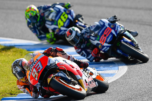 最高に興奮する MotoGPの、最高に興奮する時代を見逃すな!