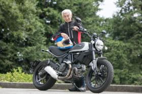 「オレ、まだ上手くなっているんだよなぁ~」。根本健がつぶやいたバイク人生の本質とは?