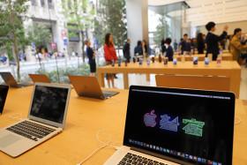 4月7日オープンのApple新宿、事前公開! 日本第二期ストア展開スタート