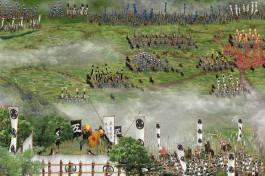 『関ヶ原の戦い』前半戦はどちらが勝ってもおかしくない展開だった!