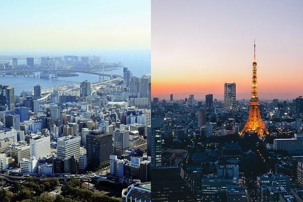 祝60周年! 東京タワー、外から見るか、中から見るか?