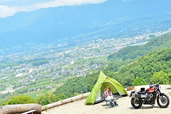 初夏キャンプのお楽しみ! ごほうび絶景が待っている雲上のキャンプ場<東日本編>