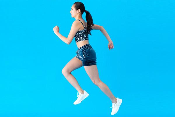 1日10分以内の時短トレで、走れる体になれる
