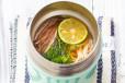 スープジャーでひんやり夏弁当! 冷たい麺もシャキシャキサラダも簡単!おいしい!