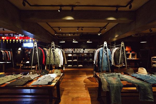 バイクカルチャーをファッションに落とし込んだ第一人者の旗艦店。NEIGHBORHOOD HARAJUKU(東京・原宿)