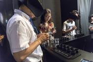 人工知能があなたの真の好みの日本酒を掘り起こす『BAR YUMMY SAKE』
