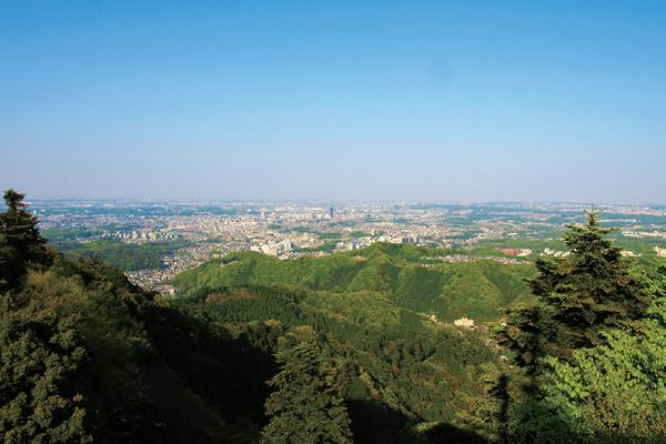 PEAKS特別編集 首都圏の低山 詳細ルートガイド