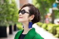 あの人の素敵な私服コーデ 60代現役モデル・毛利里美さん