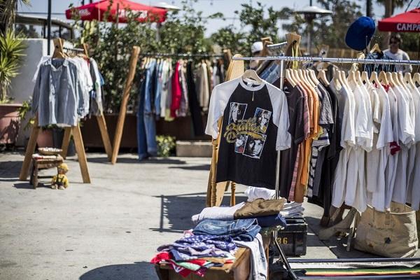 シルバーレイクで開催される小さなフリーマーケット、Zebulon Bazaar【フォトグラファーMaikoのLAガイド#37】