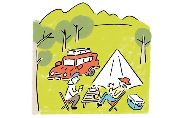 楽しいキャンプはここから始まる! 自分に合うキャンプ場選びのコツ