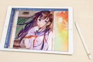 今、プロのマンガ家でもiPadで作画している人が増えてるそうだ