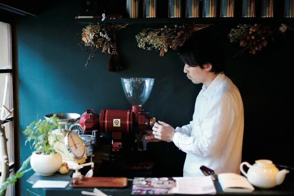 『並木ハウス』の別館が、生まれ変わってカフェとして営業中