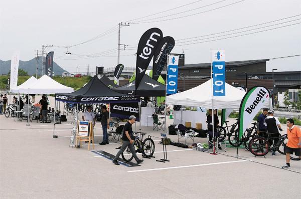 第1回・伊豆E-BIKEフェスティバル 国内スポーツ電動アシストバイクが大集合!