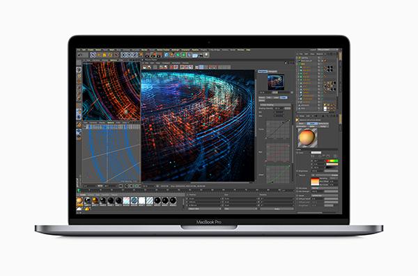 Apple、新型MacBook Pro(2018)を発表。第8世代Intel Coreプロセッサーを搭載