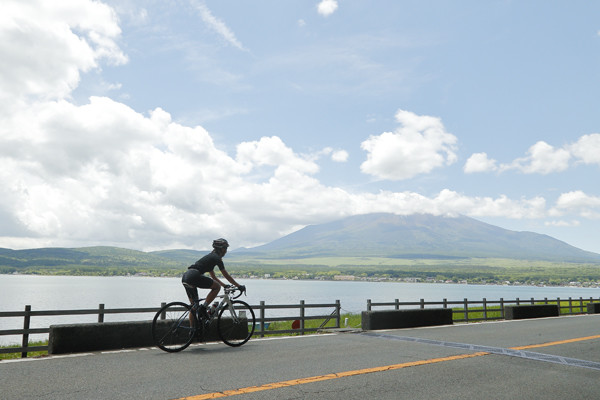 サイクリストの新たな聖地に! 道志みちグルメガイド