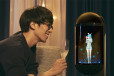 「おかえり!」と言ってくれるガラスの中の2次元キャラに15万円!