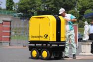 保護中: 宅配便ラストワンマイルに、搬送ロボットはいかが?