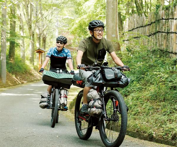 電動アシストバイクE-MTBでバイクパッキングはあり!?