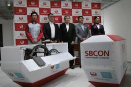 JALが自転車輸送用 受託手荷物専用ボックスを開発!