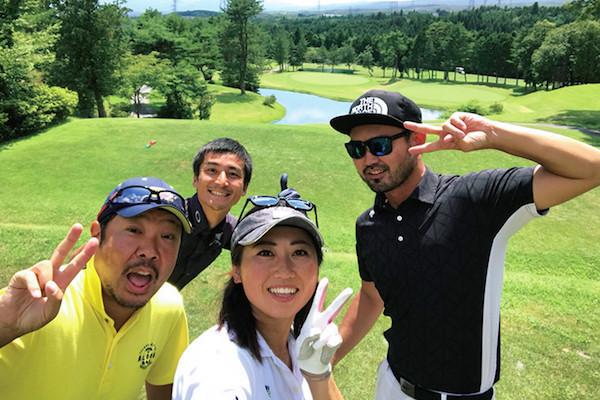 ゴルフ写真で「いいね」を増やそう! プロが教える簡単テクニック
