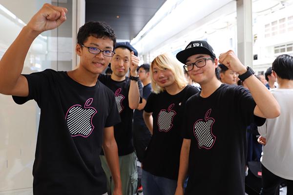 京都で始まる、新しいアップルの歴史。『Apple京都』グランドオープンに1300人行列