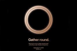 アップル9月12日開催の発表会招待状を送付。新型iPhone発表か?