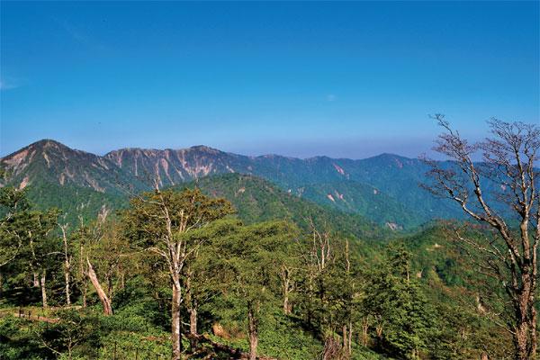 PEAKS特別編集いつかは挑戦したい難所のある山詳細ルートガイド