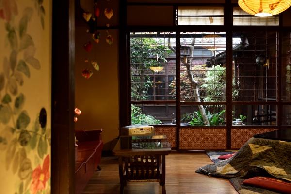暮らすように泊まりたい 京町屋で過ごす旅