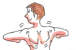 頑固な肩こりがスッキリ改善! 肩こりさんは、肩甲骨を動かそう!