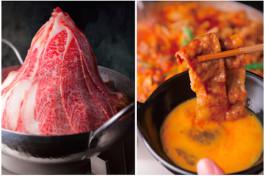 肉好き必見! うず高く積まれた神戸牛の山を登頂しよう