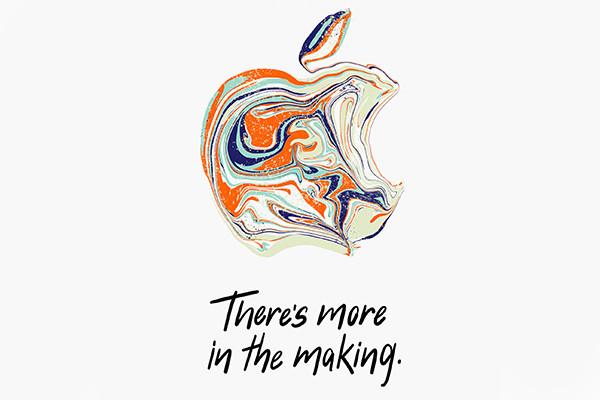 Appleから招待状が来た。場所は芸術の街ニューヨーク。今度はiPad Pro?