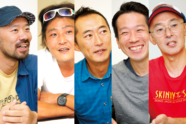 山のプロ5人がイチオシする、今季注目すべき「アウターシェル」はコレだ!